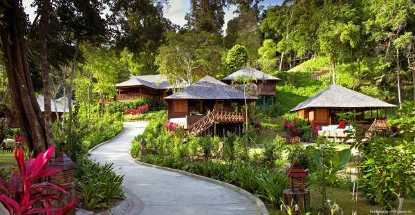 Hotel Bungaraya Island Resort LVX