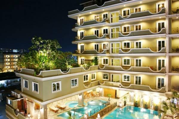 Hotel LK Royal Suite Pattaya