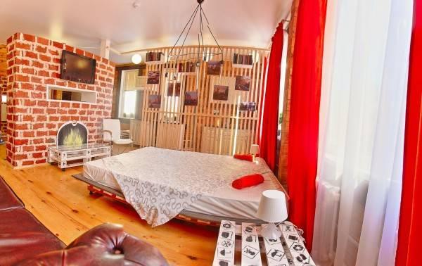Aparthotel Poltavskiy Loft