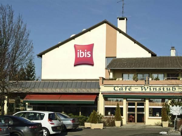 Hotel ibis Colmar Est