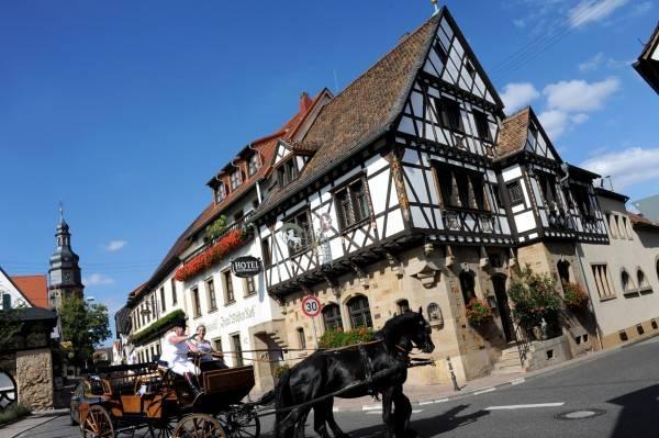 Hotel Weinkastell Zum Weissen Ross