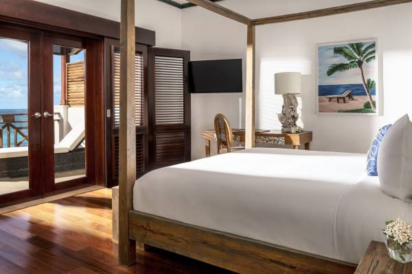 Zemi Beach House LXR Hotels & Reso