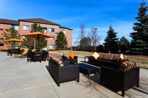 Hotel Courtyard Boulder Broomfield