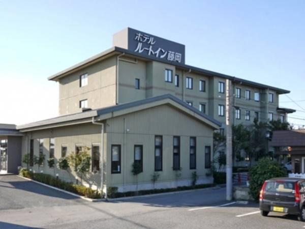 Route-Inn Court Fujioka