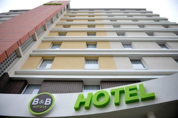 B-B HOTEL GRENOBLE CENTRE ALPEXPO