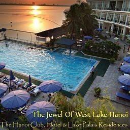 Hanoi Club Hotel & Lake Palais Residence