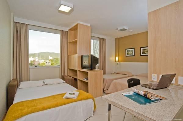 Hotel Slaviero Essential Florianopolis Trindade