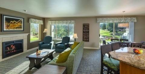 Hotel WorldMark Leavenworth