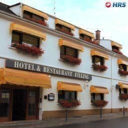 Hotel Filling Weinstube