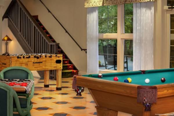 Hotel Marriott's Willow Ridge Lodge