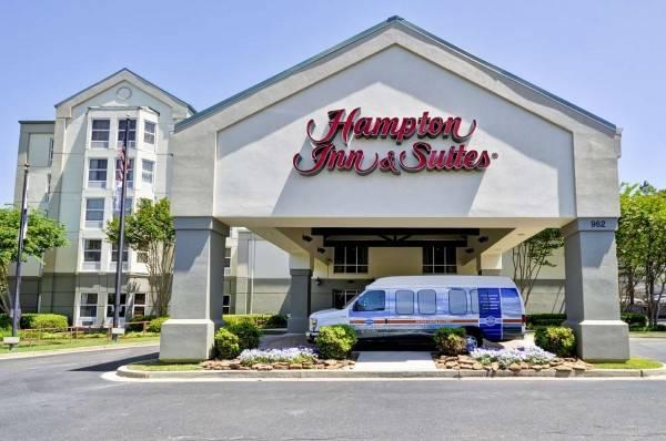 Hampton Inn - Suites Memphis-Shady Grove