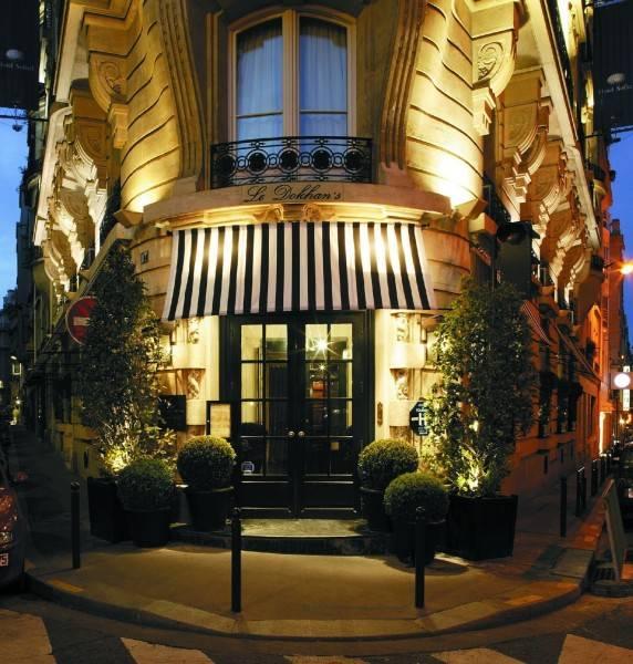Le Dokhan's a Tribute Portfolio Hotel Paris