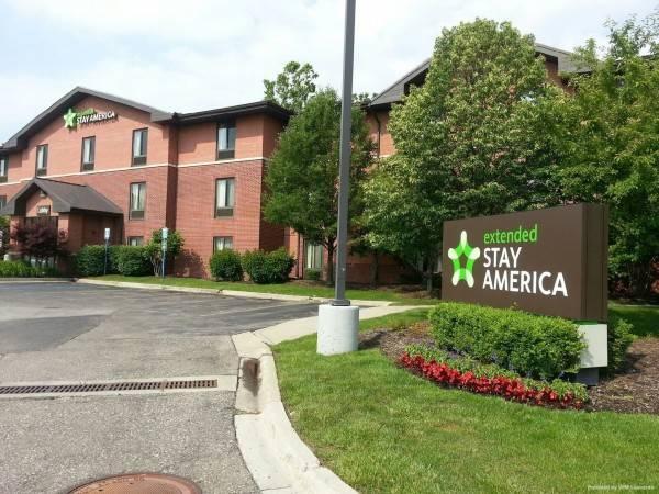 Hotel Extended Stay America Warren