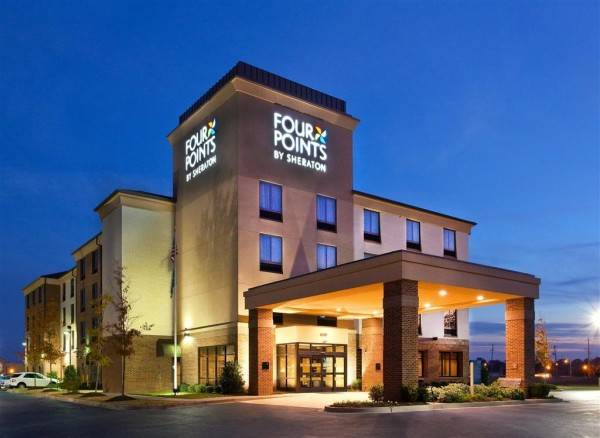 Hotel Four Points by Sheraton Memphis - Southwind