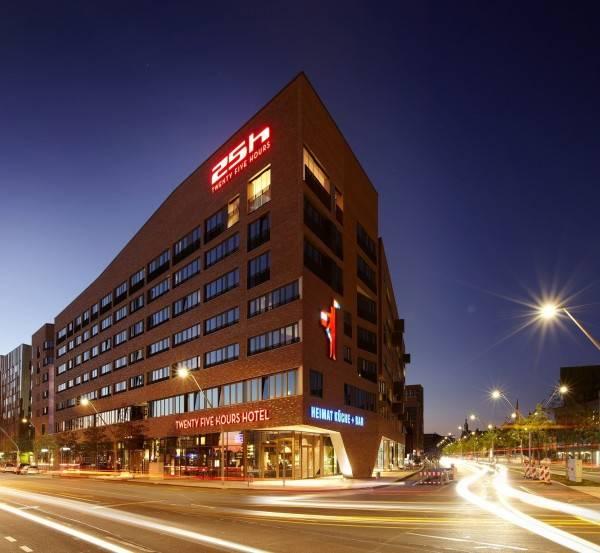 Hotel 25hours HafenCity