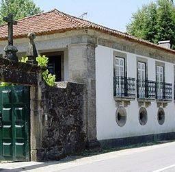 Hotel Casa das Paredes Manor House