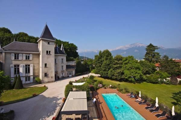 Chateau de la Commanderie Chateaux & Hotels Collection