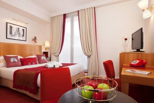 HOTEL WALDORF TROCADERO TOUR EIFFEL