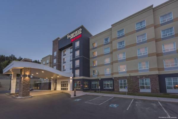Fairfield Inn & Suites Kamloops