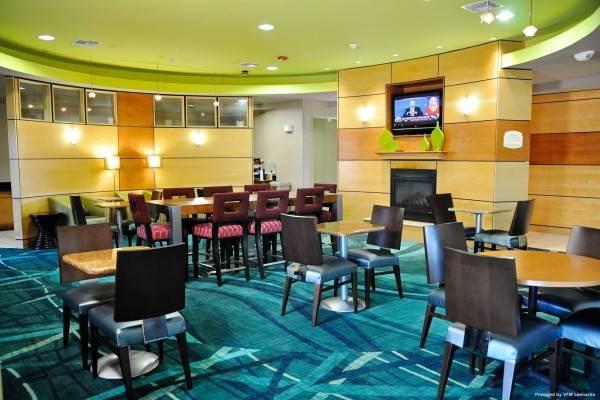 Hotel SpringHill Suites Galveston Island