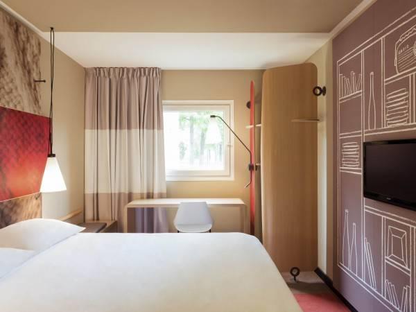 Hotel ibis Edinburgh Centre Royal Mile - Hunter Square (new rooms)