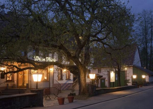 Hotel Wern's Mühle Landhaus im Ostertal