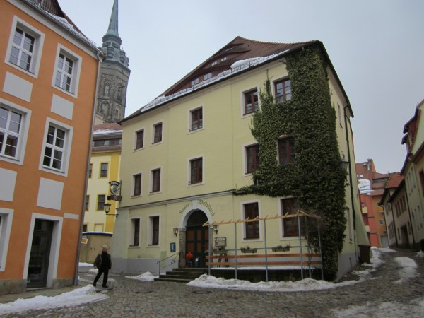Altstadt-Hotel Garni