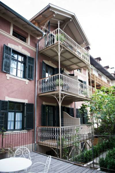 Hotel Villa Bergmann Suites