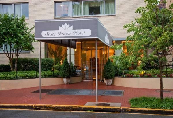 State Plaza Hotel