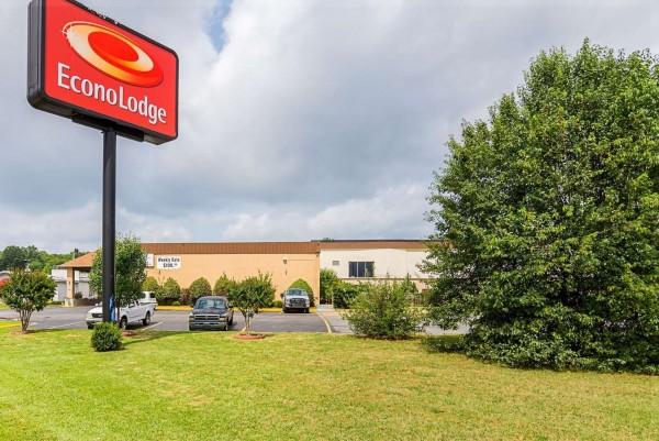 Hotel Econo Lodge Jacksonville near Little Roc