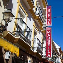 Hotel Marbella Hostal