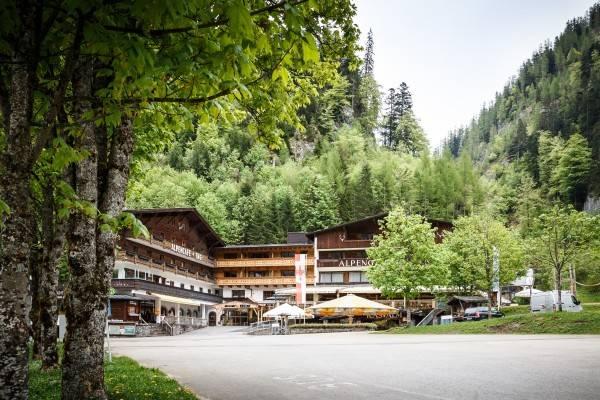 Hotel Alpengasthof & Alpencafe Eng