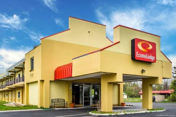 Hotel Econo Lodge Brockport