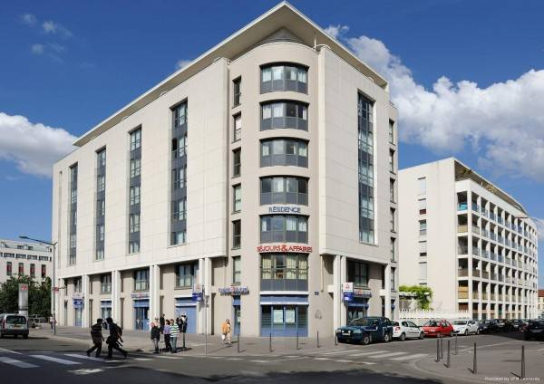Hotel Residhome Lyon Gerland Résidence de Tourisme
