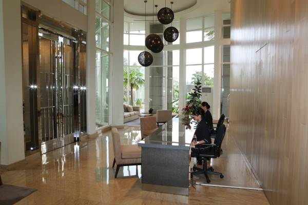 Hotel Fraser Residence Sudirman Jakarta