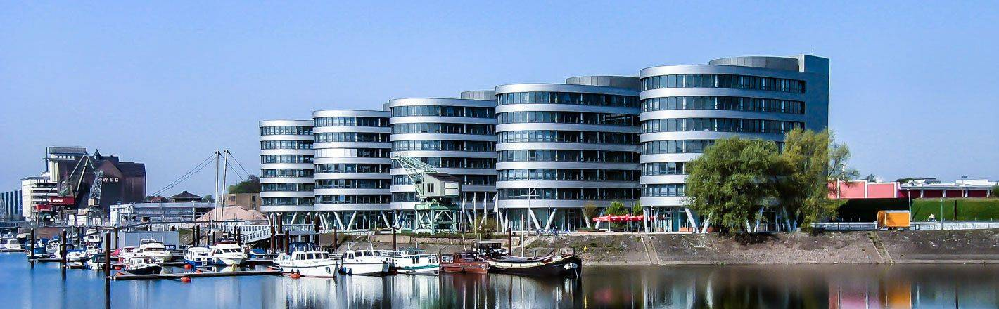 Hotel in Duisburg: ✓Tot 30% korting ✓Businesstarief ✓24 uur support ✓Goede verbinding naar het stadscentrum en met openbaar vervoer