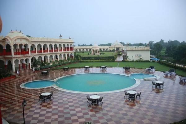Hotel Raj Mahal The Place