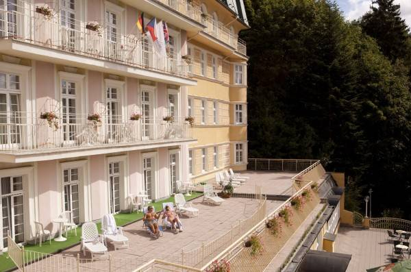 Hotel Ensana Vltava