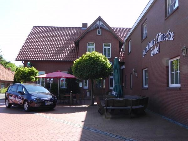 Hotel Huenecke Landhaus