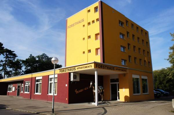Hotel Forsthaus Appartements