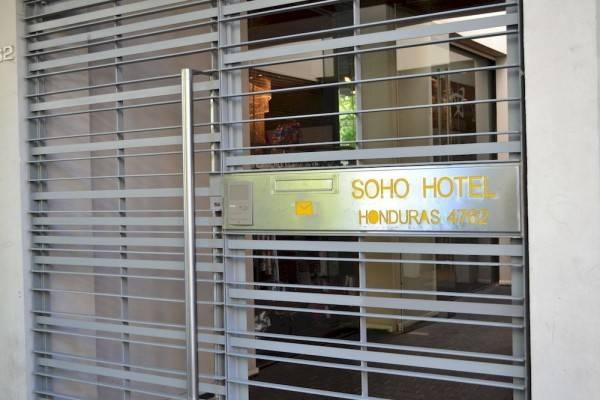 Hotel Soho Point Central
