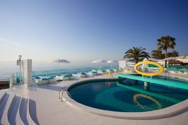 Hotel Santos Ibiza Suites Adults Only