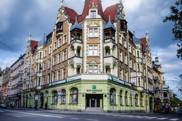 Diament Hotel Plaza Gliwice