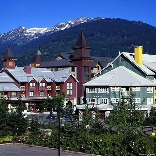 Hotel Raintree's Whiski Jack At Whistler Town Plaza Whistler