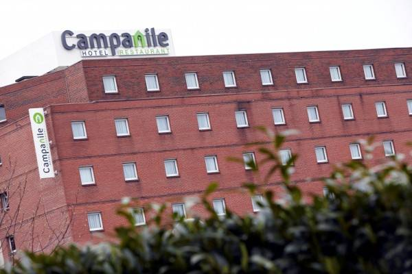 Hotel Campanile Saint-Quentin-en-Yvelines