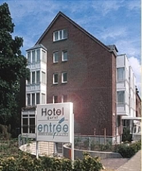 Hotel Entrée Groß Borstel Garni