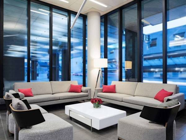 Hotel Novotel Ottawa City Centre