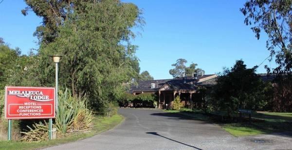 Hotel Melaleuca Lodge