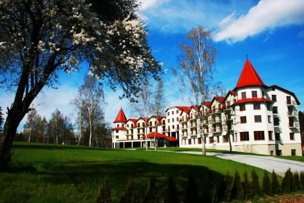 Hotel Nowy Zdroj Centrum Zdrowia i Wypoczynku