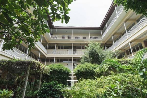Hotel Feung Nakorn Balcony Rooms and Cafe